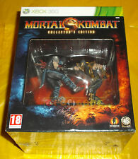 MORTAL KOMBAT Kollector's Edition  XBOX 360 Versione Italiana Collector ○ NUOVO