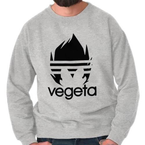 Le Mélange Vegeta Drôle Cadeau Cool Goku Saiyan Sports Gym Crewneck Sweat Shirts Sweatshirts