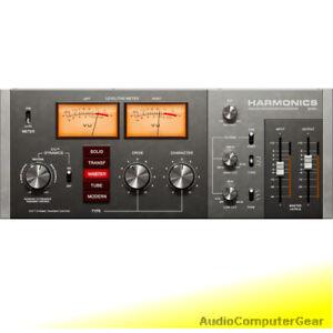 Softube-HARMONICS-Analog-Distortion-Audio-Software-Effects-Plug-in-NEW