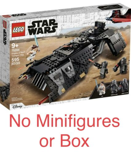 LEGO Star Wars set 75284 Knights of Ren Transport Ship New No Minifigures Or Box