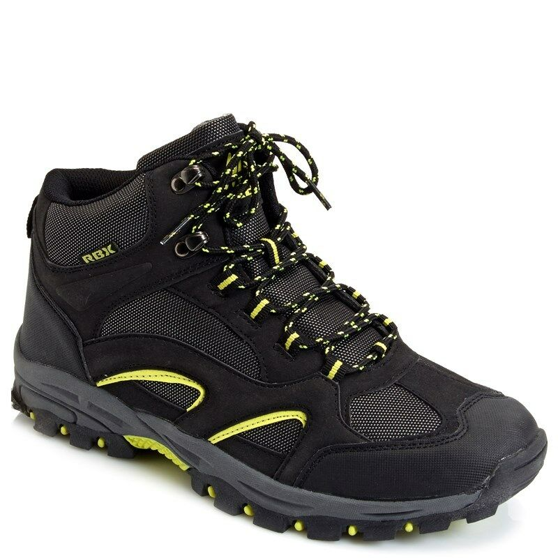 RBX Rugby Men's Mesh Hiking Boots
