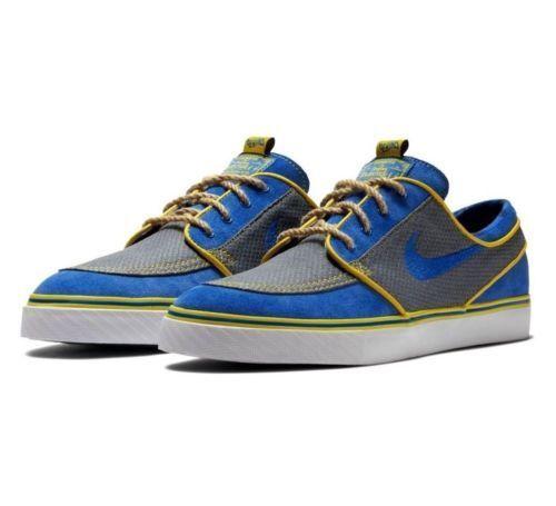 Mens Nike Zoome Stefan Janoski DB AH7188-470 Battle bluee NEW Size 10