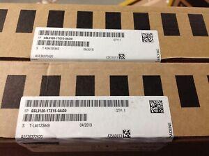 New In Box SIEMENS 6SL3120-1TE15-0AA4 6SL3 120-1TE15-0AA4 Single Motor Module