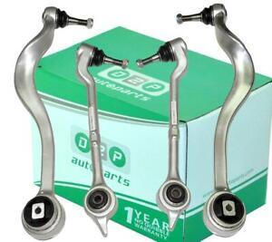 Suspension-Delantera-Superior-amp-Inferior-Brazos-Control-Wishbone-Kit-Para-BMW-5-Series-E39