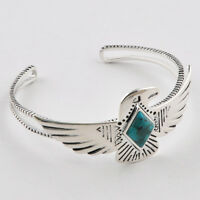 Barse Jewelry Silver Overlay Turquoise Phoenix Cuff Bracelet