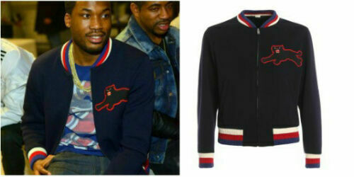 Gucci Panther Bomber Jacket