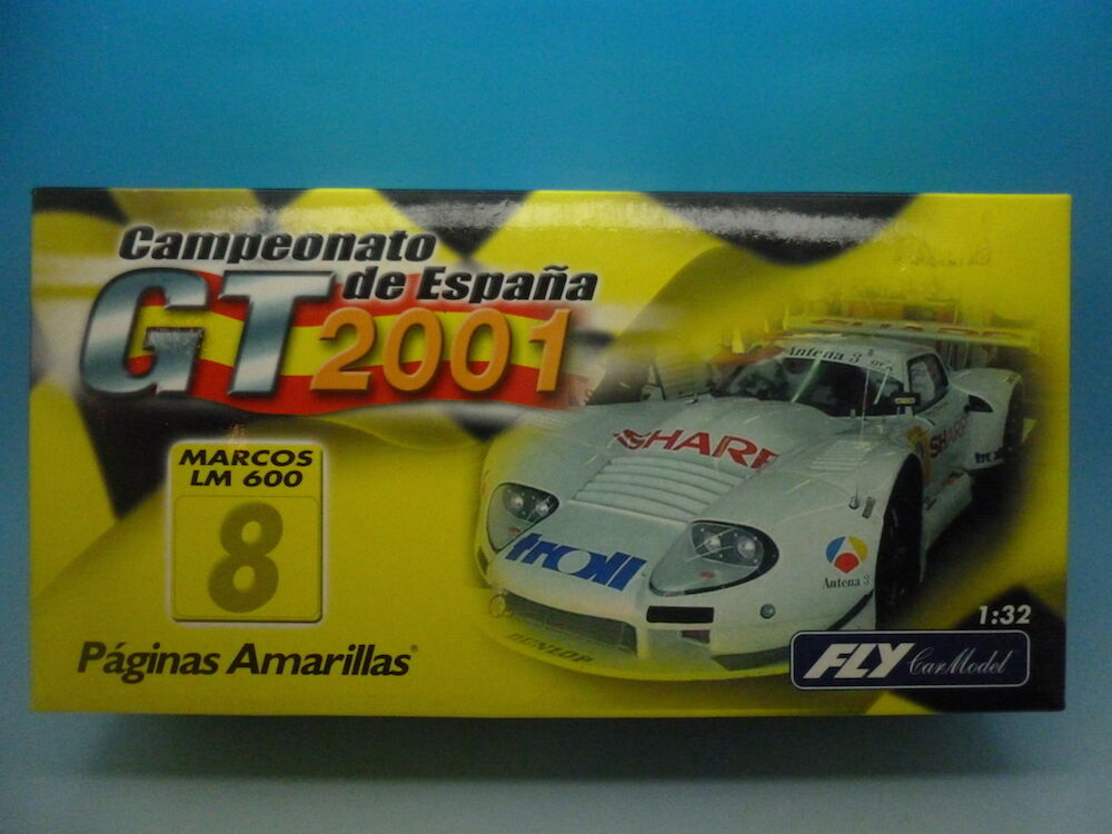 Fly GT 2001 No 8 Paginas Amarillas