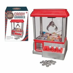 NEW-ARCADE-Candy-Grabber-machine-Toy-Claw-Game-Kids-Fun-Crane-Sweet-attrape-Gadget