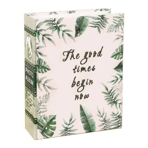 Leaf Photo Album 100 Sheets Photos Storage Case Wedding Family Baby Picture Book