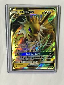 Jolteon-GX-Promo-Pokemon-Card-SM173-Near-Mint-Minus-Condition-NM