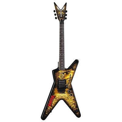 "Dean Dimebag ""Southern TRENDKILL"" Graphics ML Electric Guitar, Floyd Rose Bridge"