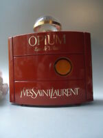 Ysl Opium Edt Colossal 120ml Vintage 1980s Splash Flask Removed Nb From Set
