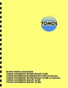 tomos a3 parts manual