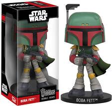 Star Wars - Boba Fett Funko Wacky Wobbler Toy