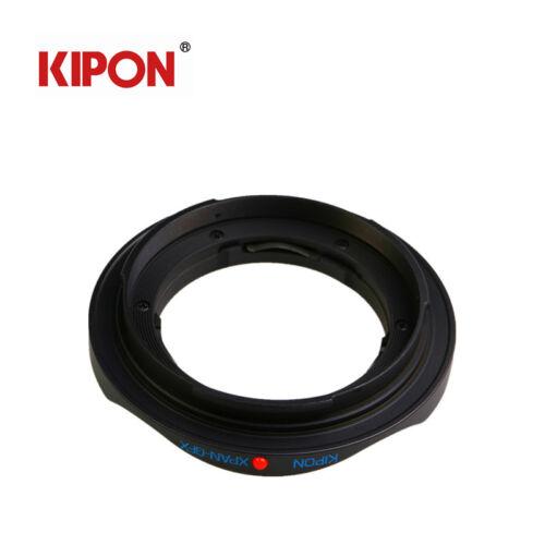 Kipon Adapter For Hasselblad XPAN Lens to Fujif Fujifilm G-Mount GFX 50S PRO
