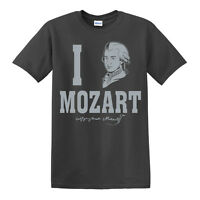 I heart Mozart T-shirt