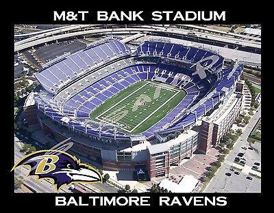 MD souvenir flexible fridge magnet M/&T BANK STADIUM Baltimore Ravens