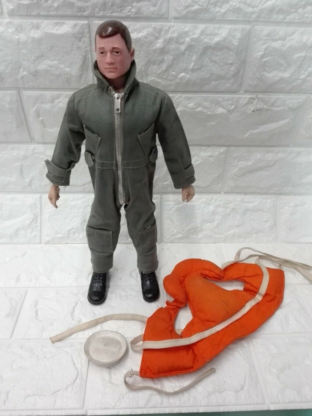 Gi Joe Action Marine 1964