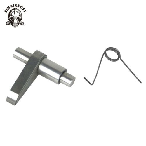 2 /& 3 Gearbox Airsoft Paintball AEG Paintball SHS Anti-Reversal Latch For Ver