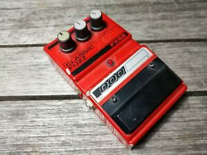 DOD Classic Fuzz FX52 - FREE NEXT DAY DELIVERY IN THE UK