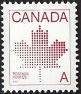 Canada-907-Non-Denominated-039-A-039-New-Issue-1981-Original-Gum