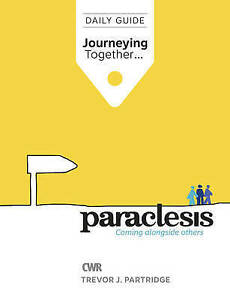 Paraclesis-Journeying-Together-Daily-Guide-Trevor-J-Partridge-Used-Good-Boo