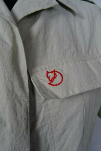 Sleeve Short Linen Fjällräven Women's Shirt M Equipment PEtTF