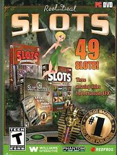 Reel Deal Slots 3 Pack PC Games Windows 10 8 7 XP Computer casino slot machine