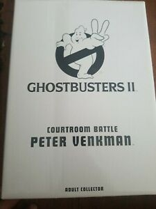 Matty-Collector-Ghostbusters-II-Courtroom-Battle-Peter-Venkman-Mattel-NEW