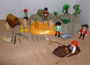 Playmobil-isla-pirata