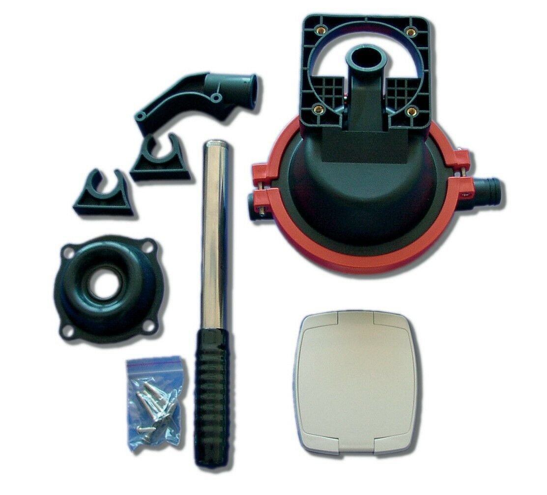 Osculati Einbau-Handlenzpumpe - Lenzpumpe für für Lenzpumpe Hinterschott-Montage auf Stiefel 07cf27