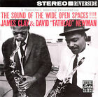 The Sound of the Wide Open Spaces by James Clay (Sax/Flute) (CD, Mar-2002, Original Jazz Classics)