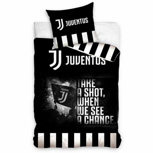 Euro Juventus FC prendre un coup unique housse de couette 100/% coton 2 en 1 design