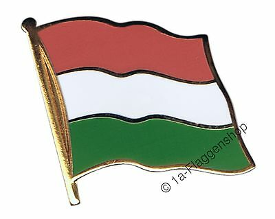 Pin Flag Hungary Hungarian Flag Pin