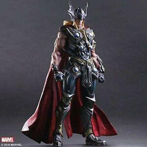 Marvel-Universe-Variant-Play-Arts-KAI-Thor-Action-Figur-SQUARE-ENIX