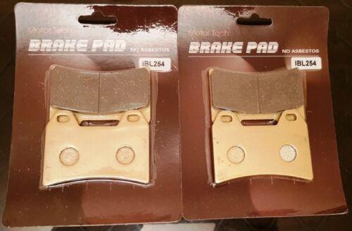 Front Brake Pads Set For  MV Agusta Brutale 800 2014