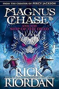 Magnus-Chase-And-The-Ship-De-Dead-Libro-3-Tapa-Dura-Rick