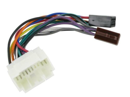 Ct20sz02 Suzuki Swift 2005 On Car Stereo Radio Iso Harness Adapter Wiring
