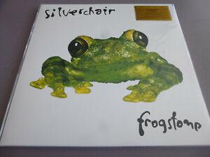SILVERCHAIR-Frogstomp-2LP-limited-green-Vinyl-Neu