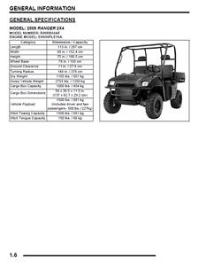 best polaris ranger rzr 170 oem service repair manual maintenance rh ebay com polaris rzr 170 repair manual 2009 polaris rzr 170 service manual pdf
