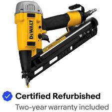 DEWALT DWFP72155R Precision Point 2-1/2 in. Finish Nailer Certified Refurbished