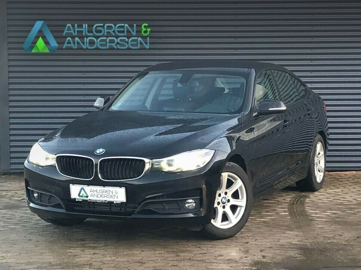 BMW 320d 2,0 Gran Turismo aut. 5d