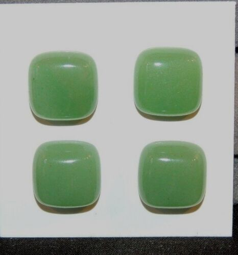 Details about  /Aventurine Cabochons 12x12mm Set of 4 8527