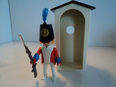 PLAYMOBIL PERSONNAGE WESTERN FUSIL CARABINE COW BOY SOLDAT ANGLAIS PIRATE