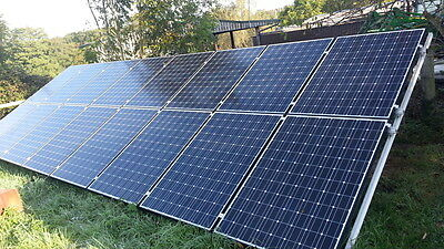 4KVA  3KW OFF GRID STAND ALONE SOLAR PANEL KIT..FREE ELECTRICITY