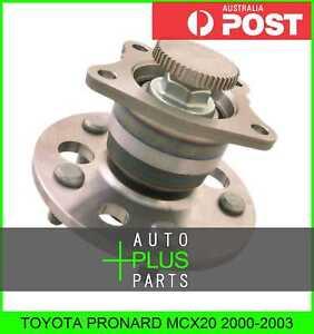 Fits-TOYOTA-PRONARD-MCX20-Rear-Wheel-Bearing-Hub