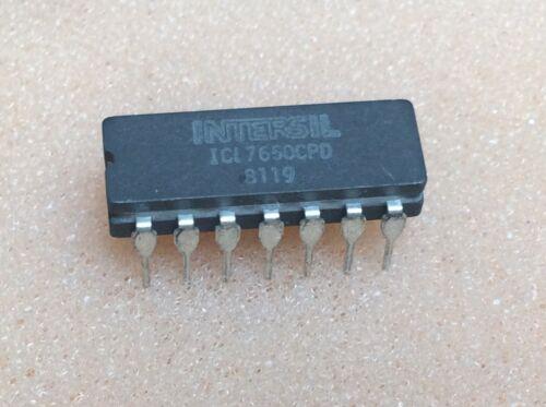 ICL7650CPD  Intersil  Operationsverstärker  DIP14  NOS  #BP 1 pc