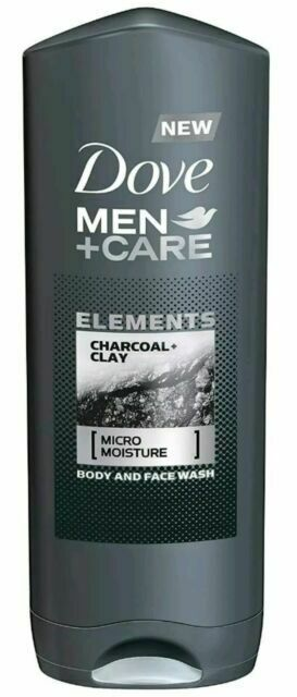 3 Dove Men Care Elements Charcoal Clay Micro Moisture Body Face Wash 13 5 Oz For Sale Online Ebay