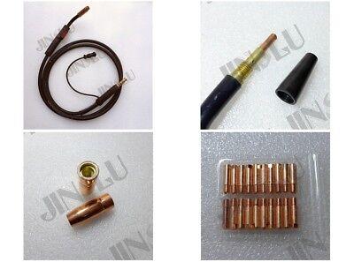 """LOTOS MIG 140//175  SPOOL GUN 20 pcs .035/"""" Contact tips Eastwood MIG 135//175"""