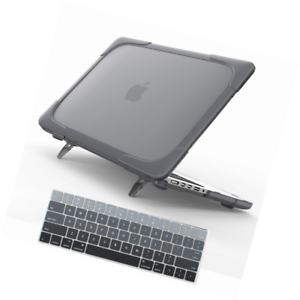 For Macbook Pro 15 Retina Case,StrongCase Dual Layer Hard Cover wi Heavy Duty